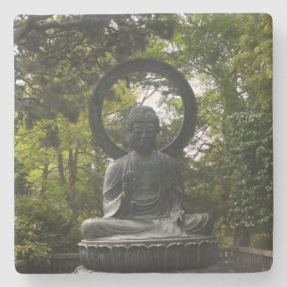 San Francisco Japanese Tea Garden Buddha Coaster