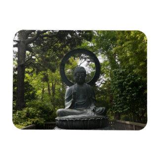 San Francisco Japanese Tea Garden Buddha Magnet