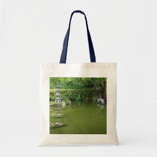 San Francisco Japanese Tea Garden Pond #2 Tote Bag
