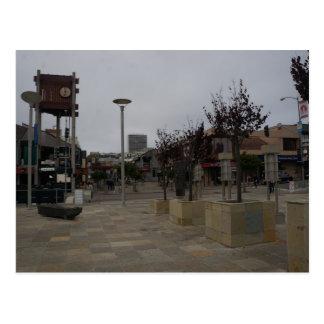 San Francisco Japantown Osaka Way #2 Postcard
