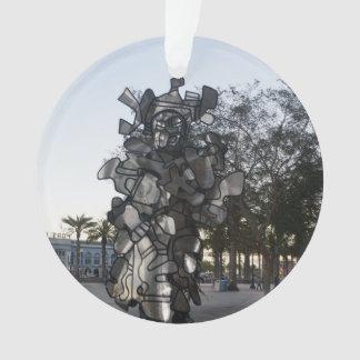San Francisco LaChiffonniere Sculpture #2 Ornament