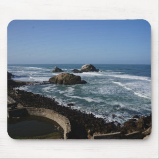 San Francisco Lands End #2 Mousepad