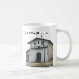 San Francisco Mission Dolores Coffee Mug