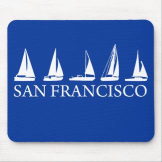 San Francisco Mouse Pad