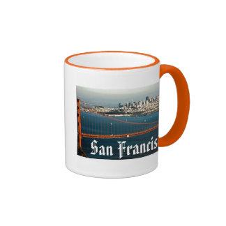 San Francisco Mug Ringer Mug