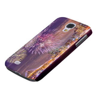 San Francisco New Year Fireworks Galaxy S4 Case