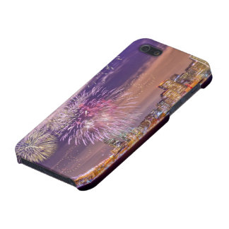 San Francisco New Year Fireworks iPhone 5/5S Covers