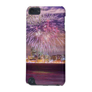 San Francisco New Year Fireworks iPod Touch (5th Generation) Cases