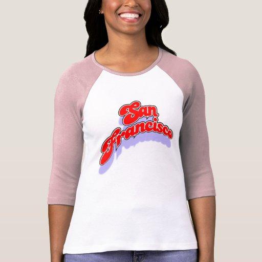 San Francisco openswoop shirt F/B