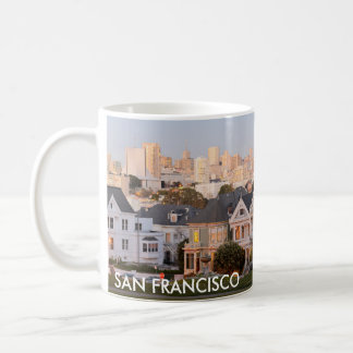 San Francisco - Painted Ladies Coffee Mug