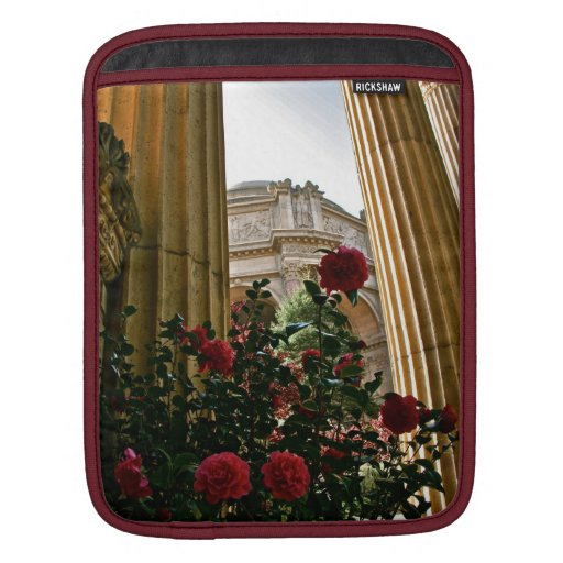 SAN FRANCISCO PALACE OF FINE ARTS SLEEVE FOR iPads