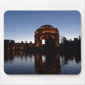 San Francisco Palace of Fine Arts Mousepad