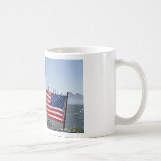 San Francisco Patriotic Basic White Mug