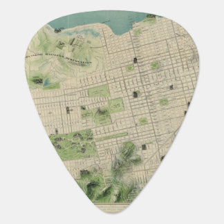 San Francisco Plectrum