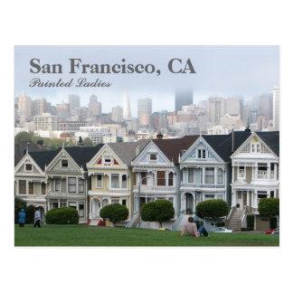 San Francisco Postcard! Postcard