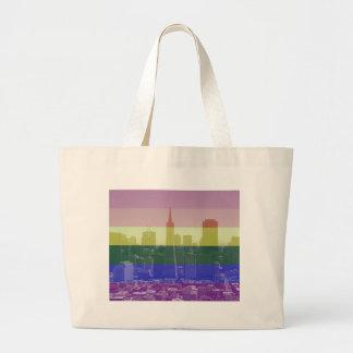 San Francisco Pride Jumbo Tote Bag