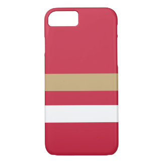 San Francisco Red&Gold iPhone 8/7 Case