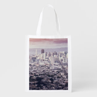 San Francisco Reusable Grocery Bag