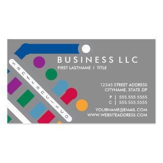 san francisco scene pack of standard business cards