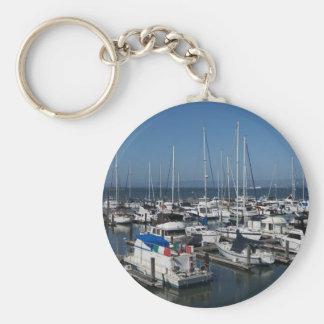 San Francisco Ships #2 Keychain