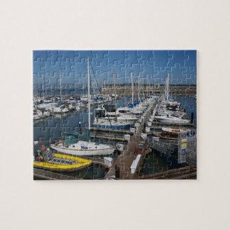 San Francisco Ships Jigsaw Puzzle