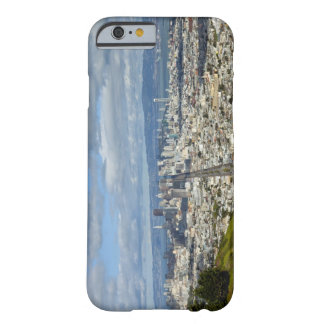 San Francisco skyline Barely There iPhone 6 Case