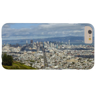 San Francisco skyline Barely There iPhone 6 Plus Case