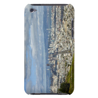 San Francisco skyline Barely There iPod Cover