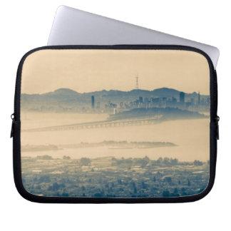 San Francisco skyline California USA Laptop Sleeve