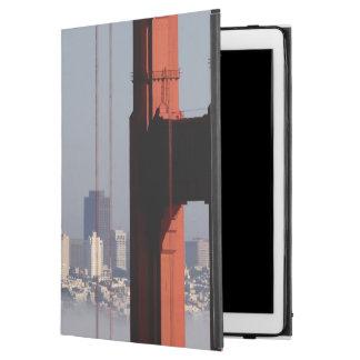 "San Francisco Skyline from Golden Gate Bridge. iPad Pro 12.9"" Case"