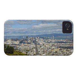 San Francisco skyline iPhone 4 Case-Mate Case