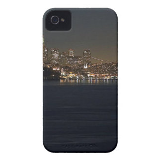 San Francisco Skyline Seen From Across The Bay iPhone 4 Cover