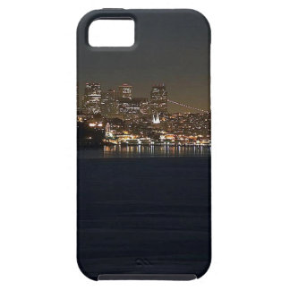 San Francisco Skyline Seen From Across The Bay iPhone 5 Cover
