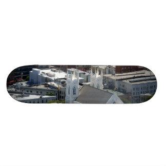 San Francisco St Francis of Assisi Church Skateboards