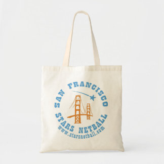 San Francisco Stars Netball Bag