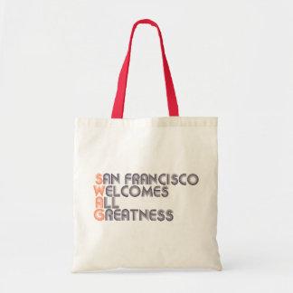 San Francisco Swag Retro