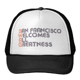 San Francisco Swag Retro Hats