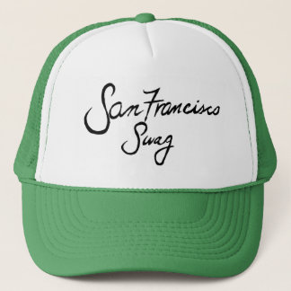 San Francisco Swag Trucker Hat