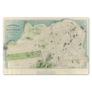 San Francisco Tissue Paper