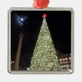 San Francisco Union Square Christmas Christmas Ornament