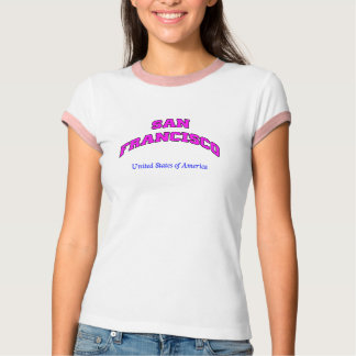 San Francisco United States of America T-Shirt