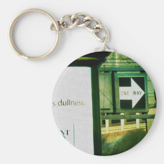 San Francisco  Urban Thoughts Keychains