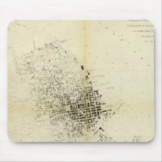 San Francisco & vicinity Mouse Pad