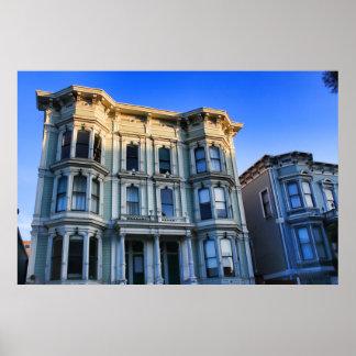 San Francisco Victorians Posters