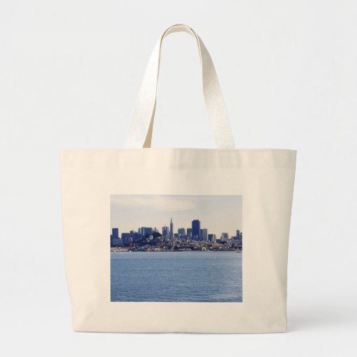 San Francisco View From the Bay Bag