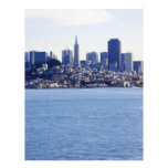 San Francisco View From the Bay Personalized Flyer