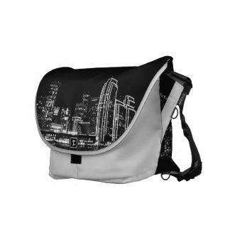 San Francisco white Rickshaw bag Courier Bags