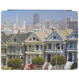 San Francisco's Famous Painted Ladies iPad Cover