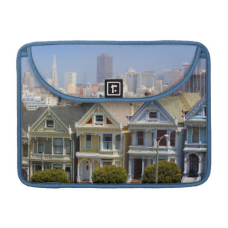 San Francisco's Famous Painted Ladies Sleeve For MacBook Pro