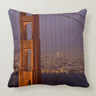 San Franciscos North Tower Cushion